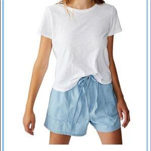 Cotton on Drapey Longline shorts